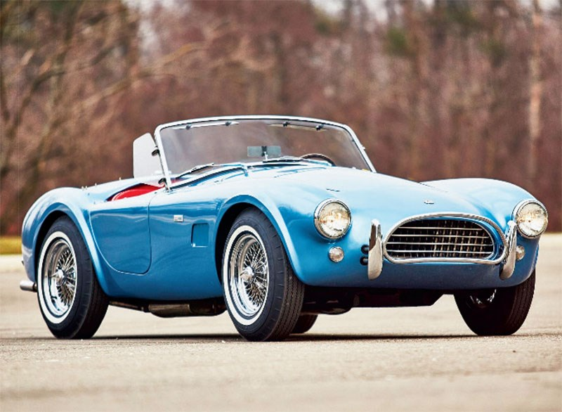 Cobra prices keep breaking the $1mil barrier, with ease