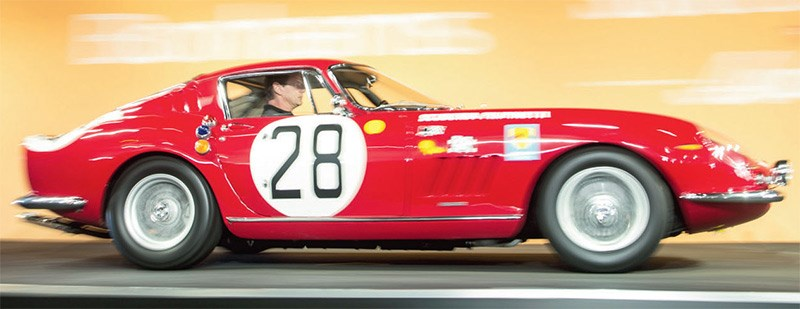 This 'museum piece on wheels' set a new world record for 275GTB prices