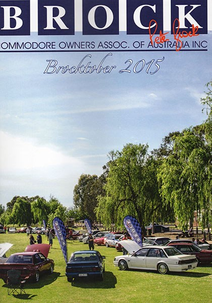 brock owners club flyer