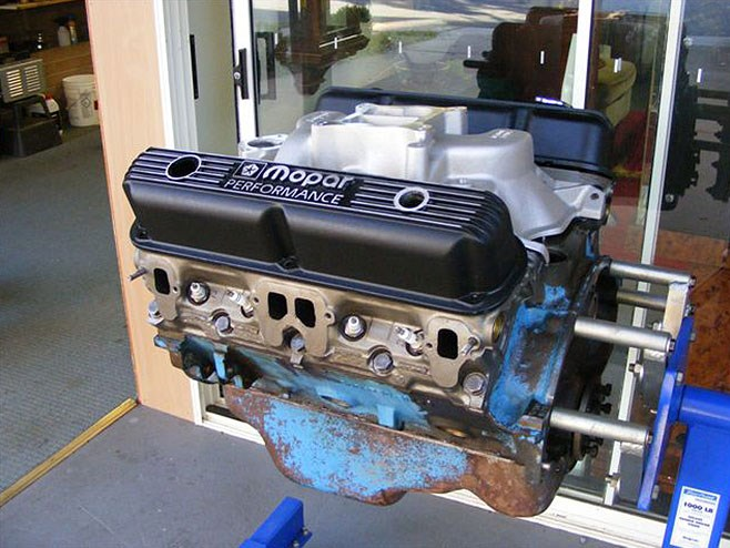charger engine before 2