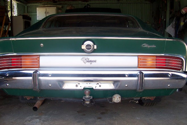 charger rear before