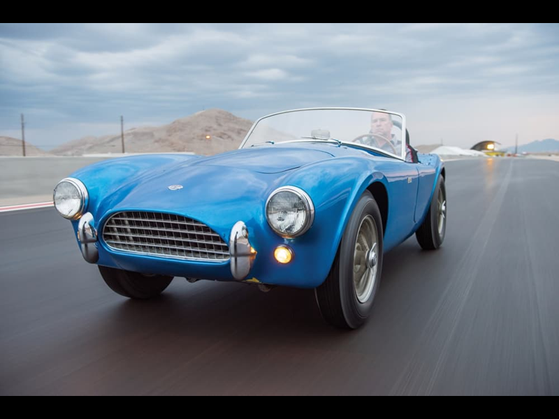 Shelby Cobra Prototype For Auction - Drb sports cars queensland