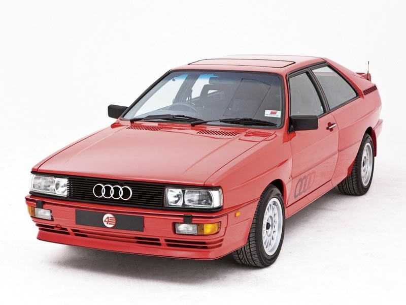 1987 Audi: Quattros continue to skyrocket and the last of the line 20-valvers are the pick of the bunch