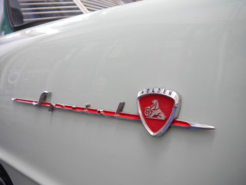 fe holden badge
