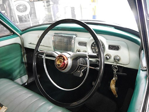 fe holden interior front