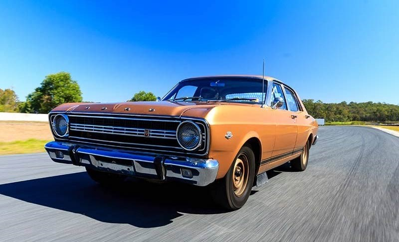 Ford XR-XT-XW-XY Falcon value guide
