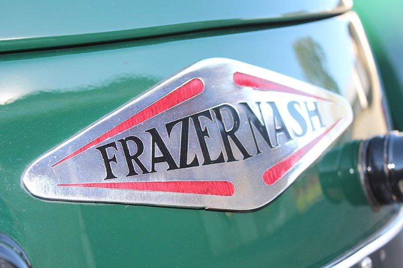Frazer Nash Le Mans Tribute