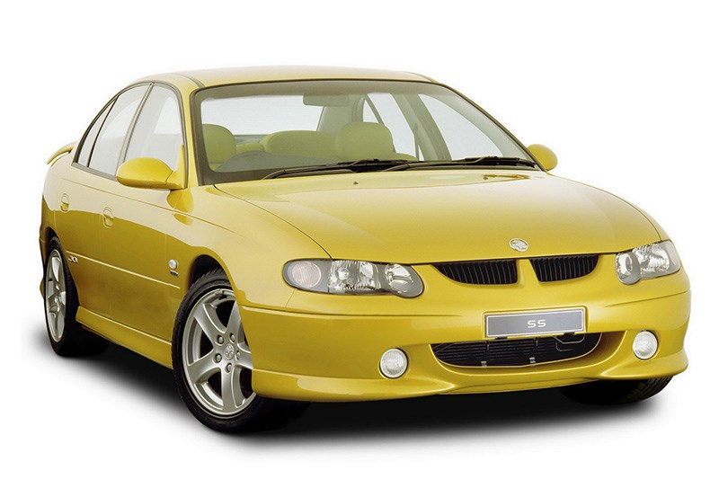holden commodore 2000 photos 1