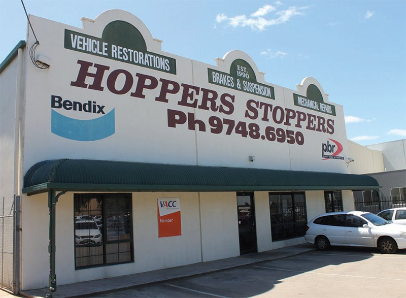 Hoppers Stoppers, Hoppers Crossing in Victoria
