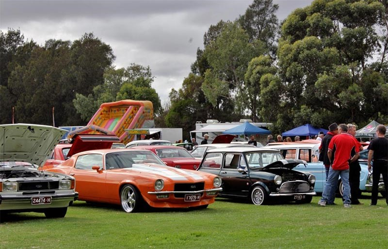 5th Isabella and Marcus Fund Classic Car Day