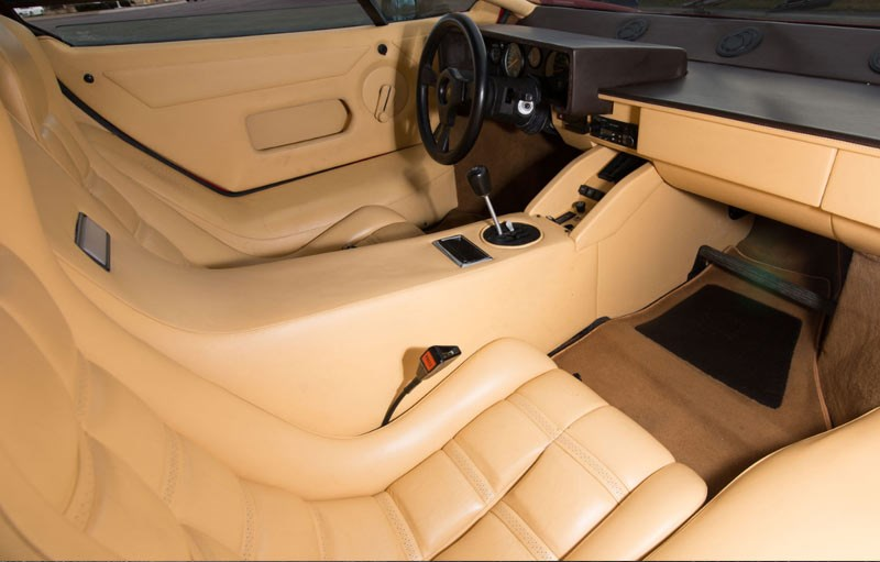 lamborghini countach lp5000 qv interior