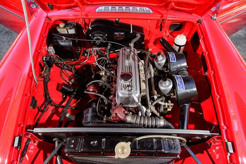 mg engine