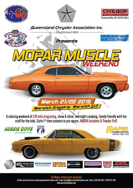 Mopar Muscle Weekend