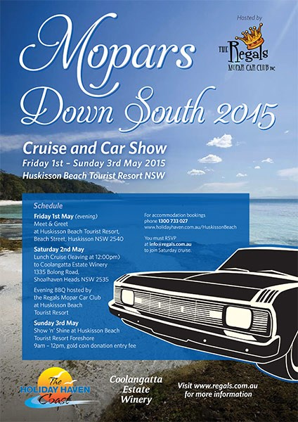 Mopars Down South 2015