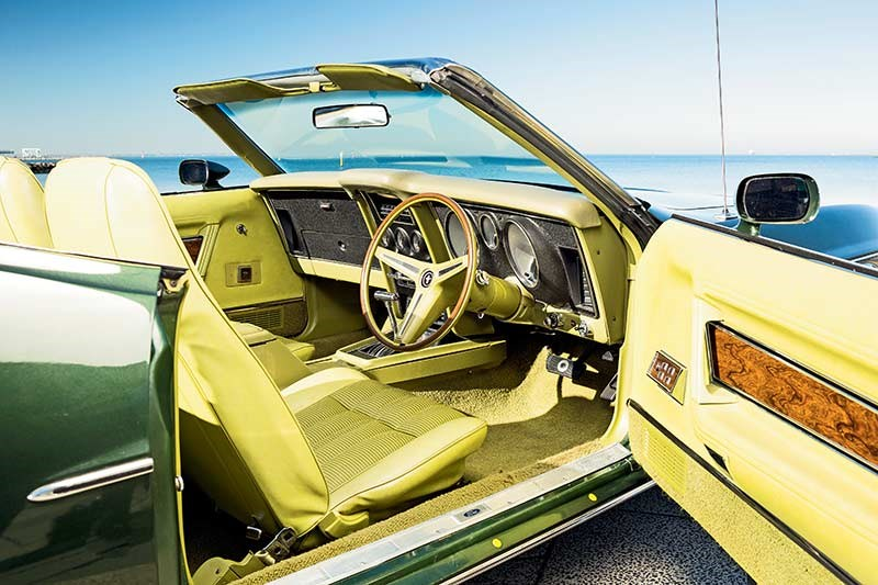1973 Q-Code Ford Mustang Convertible