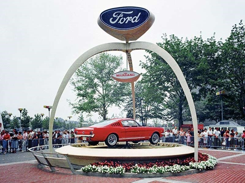 Ford Mustang values