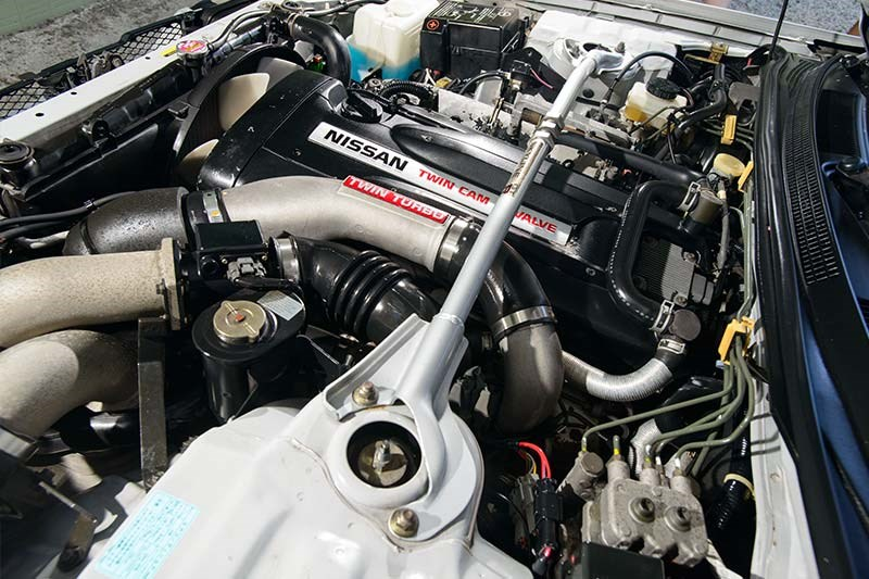 nissan skyline engine 2