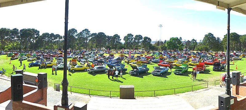 Monaro Nationals 2014, Tanunda. Photo: Ken Procter