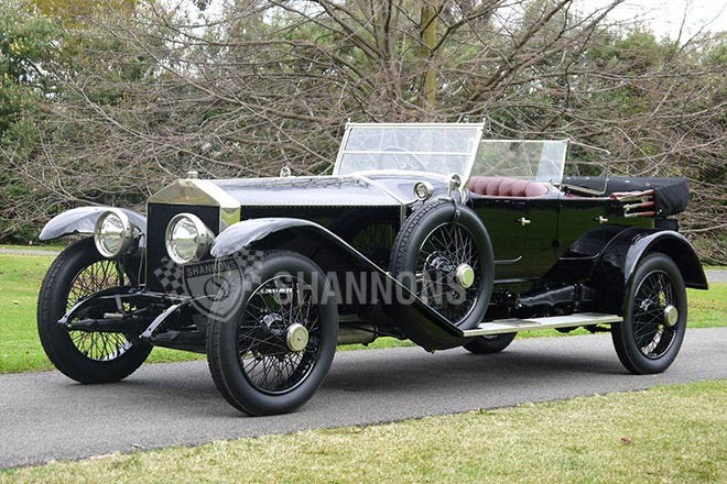 1920 Rolls-Royce 40/50HP Silver Ghost Tourer – sold $371,000