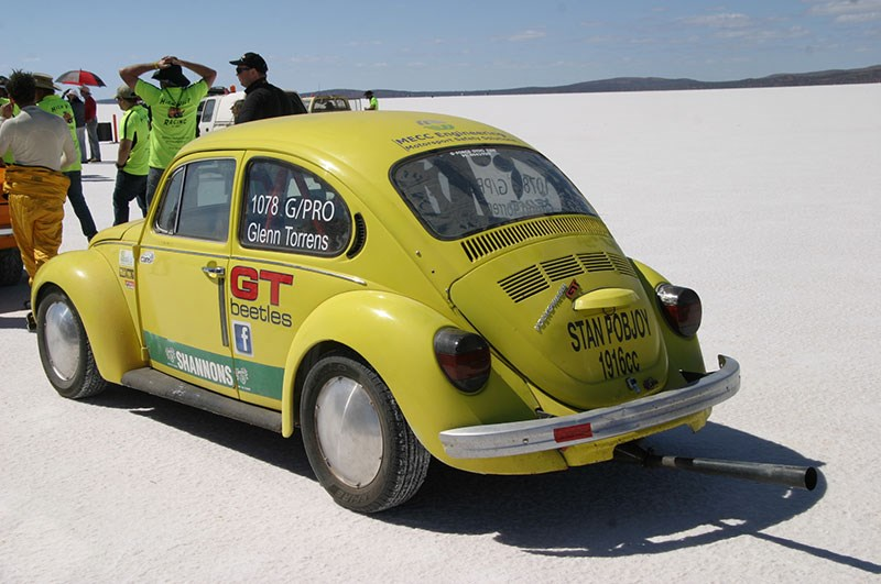 salt flat racers On the salt 136