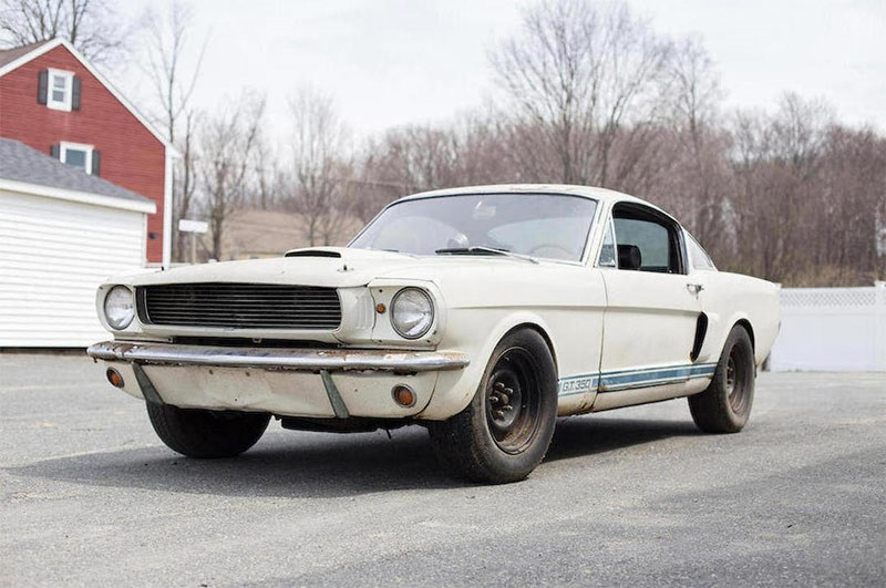 shelby gt350 front