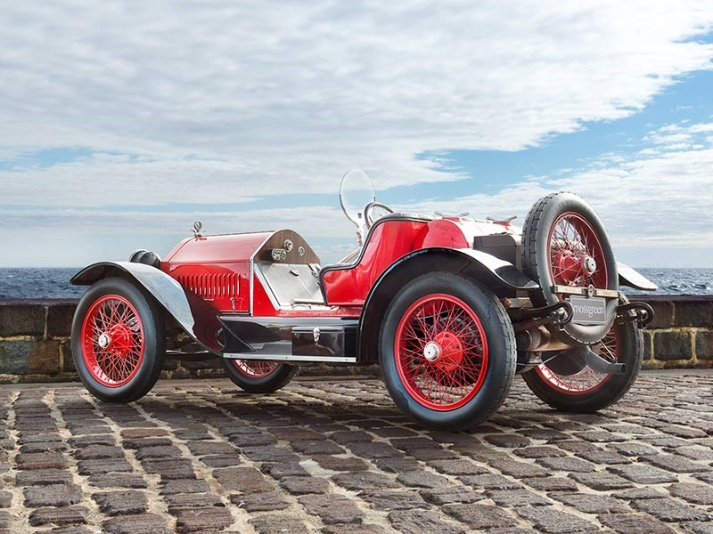1916 Stutz Model 4C Bearcat Roadster