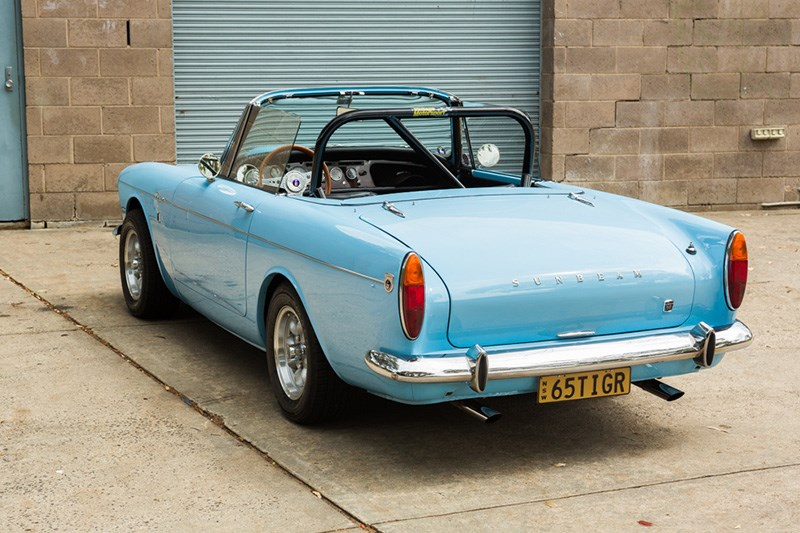 sunbeam tiger buyer guide 10