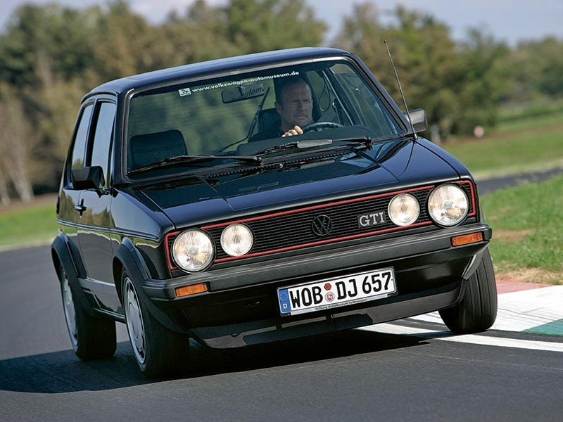 1983 Volkswagen Golf 1983