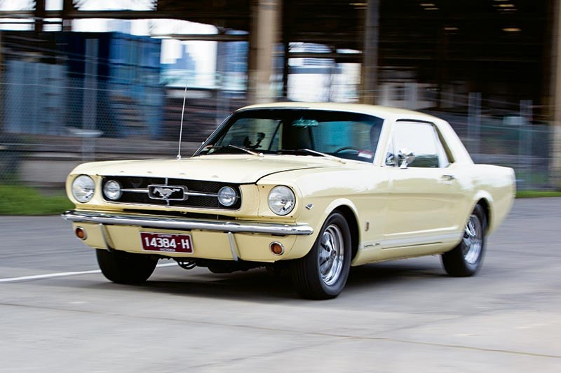 1964 1/2 Ford Mustang 289