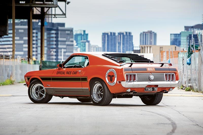 1970 Mach 1 Windsor 2V