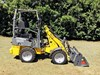 2013 WACKER NEUSON WL 16 FOLDING ROPS