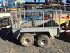 2010 OTHER CALF TRAILER Prescot