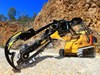 2018 DIGGA 900 MM Mini Hydraulic Trencher suit Bobcat Mini Loaders up to 1.5 Ton [ATTTREN]