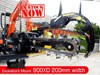 2017 DIGGA 900MM 900mm XD Hydraulic Trencher 200mm cut width suit 4 to 8T Excavators