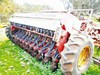 DUNCAN 734 23 RUN TRIPLE DISC SEEDER