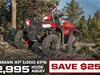 2018 POLARIS SPORTSMAN XP 1000