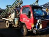 ISUZU SPRAY TRUCK WITH 18 MT BOOM