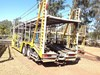 1998 PEARCE CAR TRANSPORTER Seven car