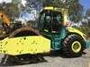 2010 AMMANN ASC200 SMOOTH DRUM WITH PADFOOT KIT HD