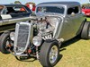 1934 FORD CLUB COUPE Hot rod