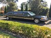 1998 FORD LIMOUSINE lincoln