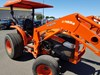 KUBOTA L5740 and Kubota loader