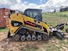 2010 CATERPILLAR 277C TRACK SKID STEER 277c