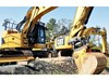 2013 CATERPILLAR 321 D LCR