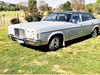 1977 FORD LTD SILVER MONARCH