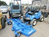 NEW HOLLAND MC28 FRONT MOUNT MOWER 4 WHEEL DRIVE