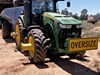 2015 JOHN DEERE 8345R Row crop