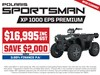 2020 POLARIS SPORTSMAN XP 1000 EPS