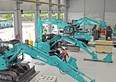 Kobelco's QLD distributor moves into flash new digs