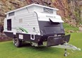 CARAVAN TEST: GOLDSTREAM RV 16FT 6IN FKST PANTHER